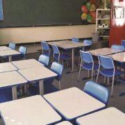 OMS califica de error reabrir los colegios en plena pandemia