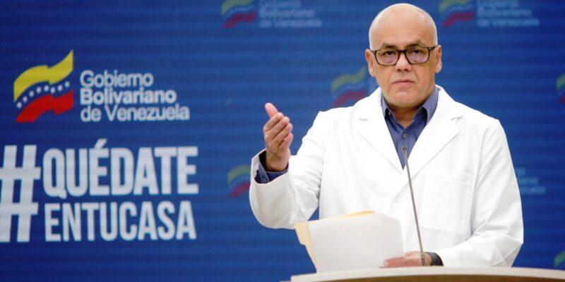 Venezuela registró por tercer día consecutivo récord de casos de COVID-19