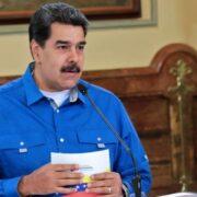 """Maduro: Casos de COVID-19 en Venezuela experimentan """"tendencia a la baja"""""""