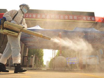 Reportan segunda muerte en tres días por la peste bubónica en China