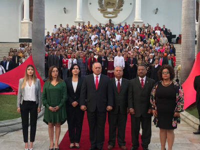 Maduro aseguró que la ANC sesionará hasta diciembre