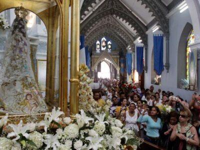 8 de septiembre: Festividad de la Virgen del Valle