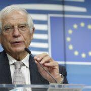 El jefe de la diplomacia del viejo continente aseguró que el objetivo es mejorar las condiciones electorales