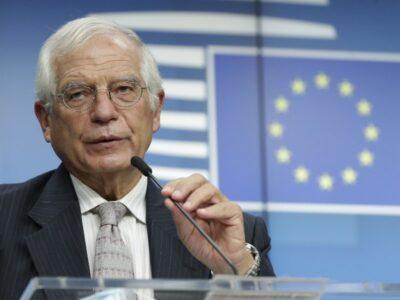 El jefe de la diplomacia del viejo continente aseguró que el objetivo fue mejorar las condiciones electorales