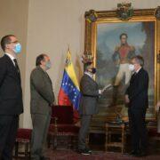 Arreaza anunció que el documento será distribuido a todos los organismos internacionales y embajadas de todos los países
