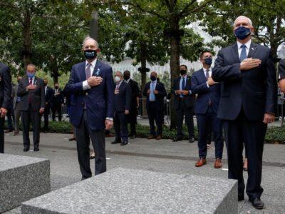El país recordó los atentados que llevaron a Estados Unidos a una guerra contra el terrorismo global