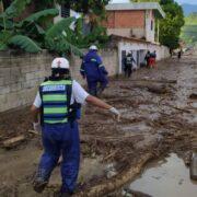 Al menos 250 familias fueron afectadas y 15 viviendas reportadas con pérdidas totales