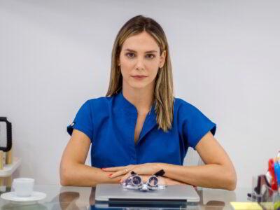 Katharina Koch: Qué es el síndromede colapso posterior de la mordida