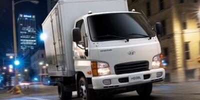 Hyundai lanza y presenta su marca Truck and Bus en Venezuela