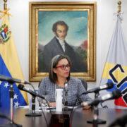 EE.UU. sanciona a la presidenta del CNE