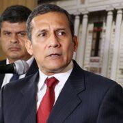 Expresidente Ollanta Humala será investigado por corrupción