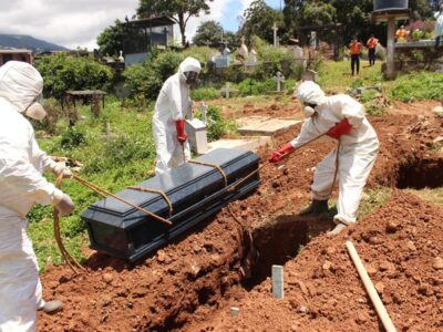 468 venezolanos murieron desde el inicio de la pandemia, según cifras oficiales