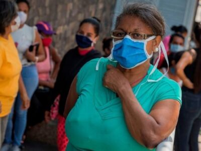 Venezuela se aproxima a los 72.000 casos de la COVID-19