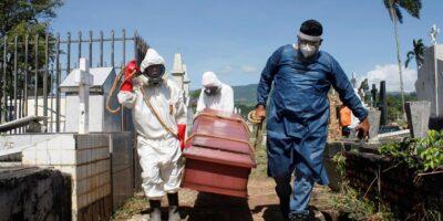 Venezuela llegó a 530 muertos y superó los 65.000 contagios de COVID-19