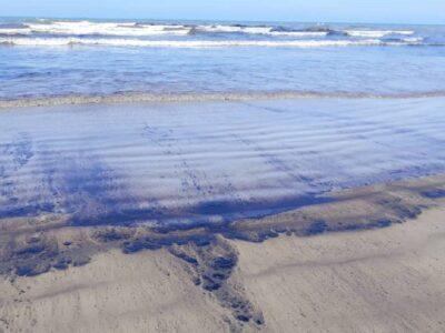 Detectan un nuevo vertido de petróleo en Falcón
