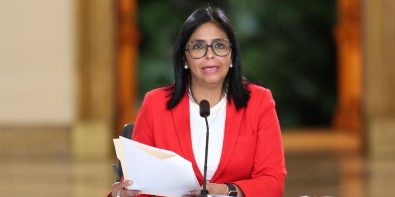 """Rodríguez anunció que fueron creados viceministerios en políticas de """"antibloqueo, fortalecer la economía y fuerzas productivas"""" entre otras"""