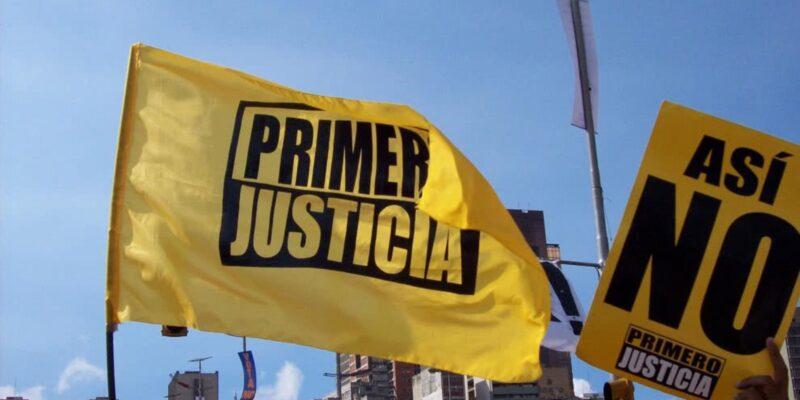"""Primero Justicia aseveró que su principal misión es salir del gobierno de Nicolás Maduro """"en elecciones libres y transparentes"""""""