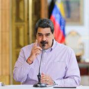 Maduro anunció plan para suministrar gasolina