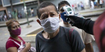 Venezuela superó los 90.000 contagios por COVID-19