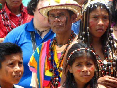 Indígenas yukpa reclaman ser atendidos por la gobernación del Zulia