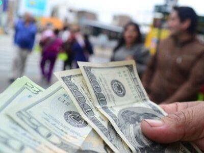 Gobierno preve un tipo de cambio de 1.235.920 bolívares en enero