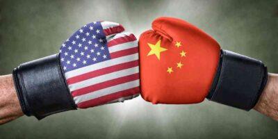 China impuso sanciones a empresas estadounidenses