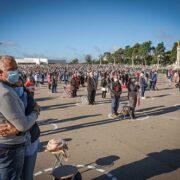 Dentro del nuevo conjunto de medidas preventivas se descarta la idea de cerrar la frontera con España