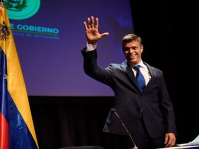 Leopoldo López: Salí para trabajar por la libertad, la democracia y los derechos humanos
