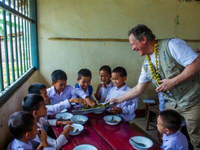 Es la organización humanitaria más grande del mundo que se ocupa del hambre y promueve la seguridad alimentaria