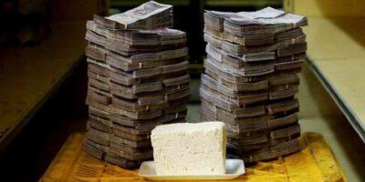 Consecomercio estima inflación de 2.800 % para diciembre