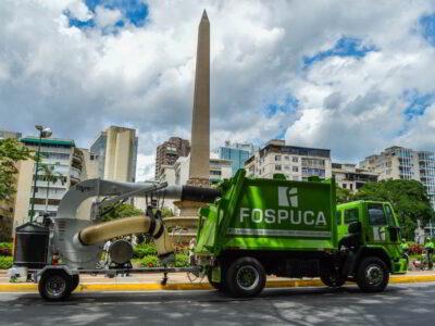 La empresa de higiene y recolección de basura apuesta por la innovación, aportando nuevos equipos y moderna tecnología en favor de los usuarios o vecinos