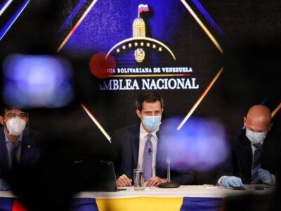 """Guaidó lanza los grupos de lucha por la """"libertad y elecciones justas"""""""