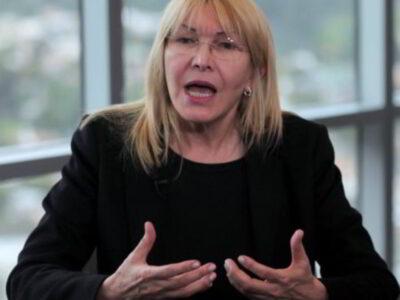 Luisa Ortega se negó a comparecer a varias citaciones realizadas por la Fiscalía colombiana