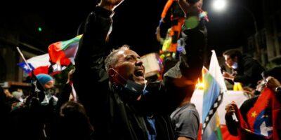 Chile aprobó la redacción de una Constitución