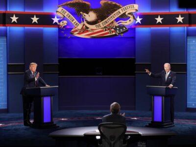 La ventaja de Biden sobre Trump se amplió tras el primer debate, según sondeo