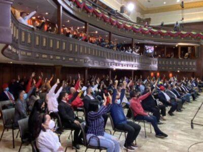 ANC aprobó la Ley Antibloqueo planteada y urgida por Nicolás Maduro