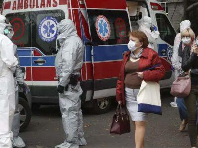 Las autoridades tomaran medidas más fuertes para frenar los contagios