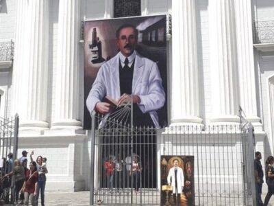 La iglesia católica certificó los restos del Dr. José Gregorio Hernández