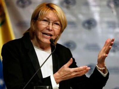 La justicia colombiana confirmó que es procesada por calumnia, pero no existe una orden de captura contra la exfiscal venezolana