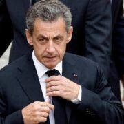 Imputan al expresidente francés Nicolas Sarkozy
