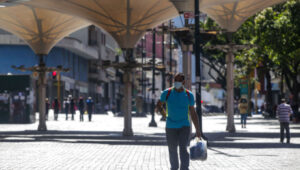 Venezuela retoma la cuarentena radical esta semana