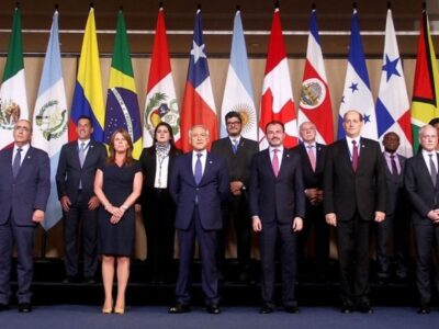 Grupo de Lima pidió una respuesta conjunta para abordar el caso Venezuela