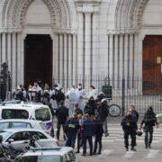 Atentado en iglesia de Niza dejó varios muertos