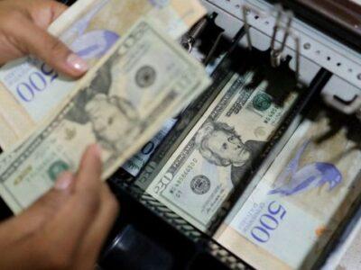 Transacciones con divisas en Venezuela incrementaron un 64%
