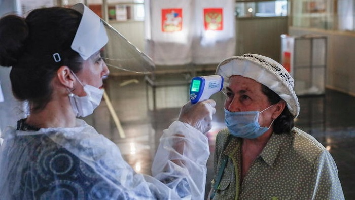 El país tiene altas cifras de contagiados y fallecidos originados por el virus