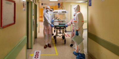 El número de contagios aumentó de manera considerable en algunas regiones del país