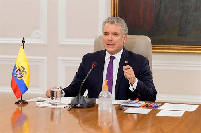 Duque concretó la ayuda en vista de las necesidades que se generan en las fronteras colombianas