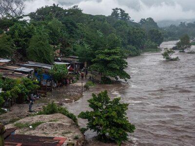 Centroamérica se vio afectada tras el paso de la tormenta, dejando pérdidas humanas e infraestructuras dañadas