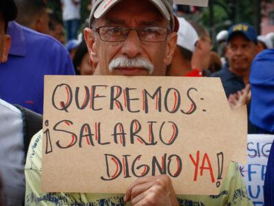 Contabilizaron 301 protestas laborales en el mes de octubre