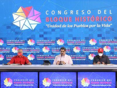 Maduro denunció un supuesto plan opositor para influir en elecciones de EE.UU.